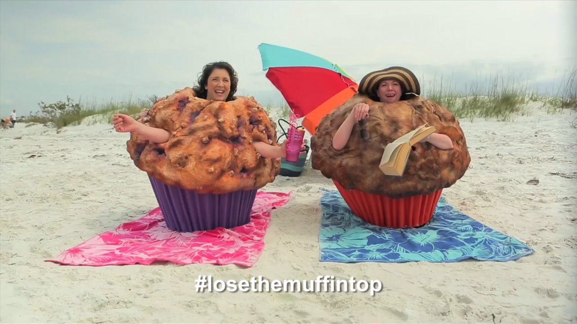 "CHC Weight Loss ""Lose The Muffintop"""